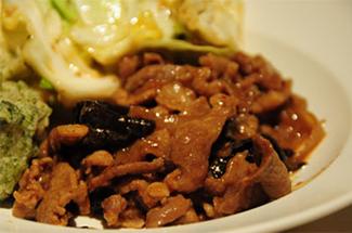 Friday / 豚肉の味噌炒め