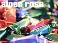 スイス航空機内誌『alpen rose』
