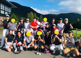 第17回クラブチックグループゴルフコンペ2019