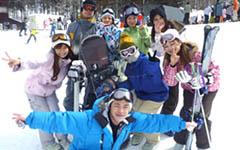 スキー&スノボーツアー 2010