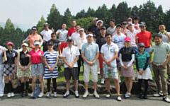 第12回チック・ルクラ杯ゴルフコンペ 2015