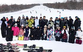 チックグループ★スノボツアー!2018
